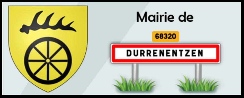 Logo mairie Durrenentzen