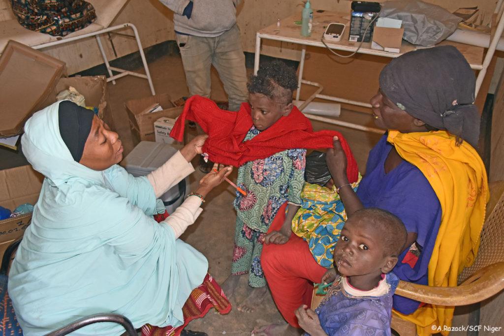 veille sanitaire Niger